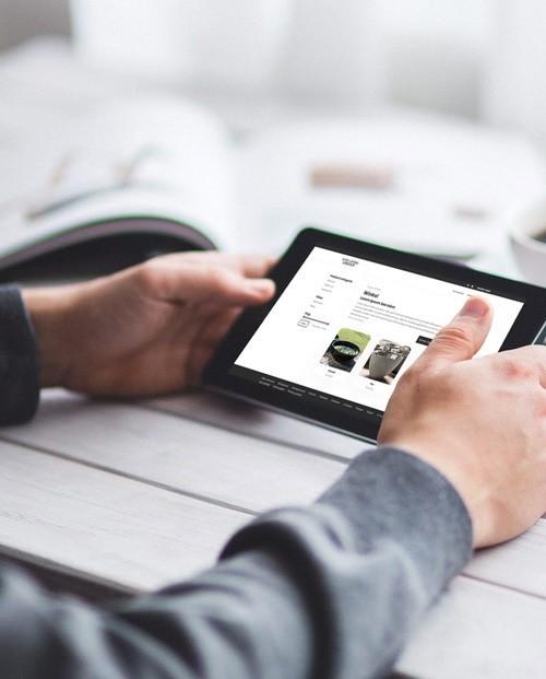 Webdesign | ecri living webshop 11