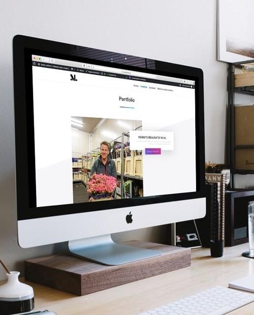 Webdesign | melle lefferts portfolio 15