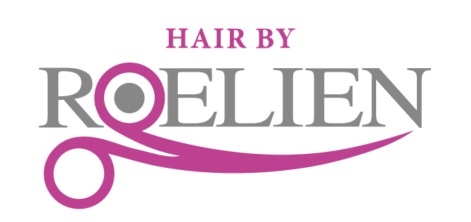 Realisatie website Hair by Roelien | hairbyroelien logo 1