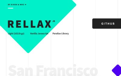 Zo gebruik je rellax.js met Divi binnen 5 minuten